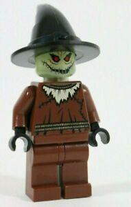 LEGO Batman From 7786 7785 Super Rare Original Scarecrow Minifig