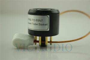 1PC-Convert-Tube-Socket-6F8G-Tube-Top-TO-6SN7-Bottom-Tube-DIY-Adapter-Socket