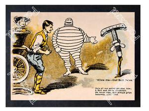 Historic-Michelin-Man-Bolt-Valve-1910-Advertising-Postcard