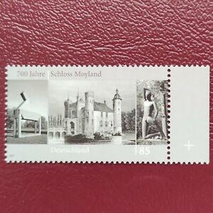 Alemania Federal año 2007 700º aniversario del Castillo  de  MOYLAND Nº 2426 MNH