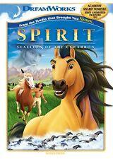 SPIRIT STALLION OF THE CIMARRON Sealed New DVD