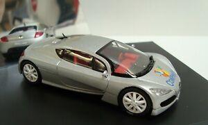 Norev-Peugeot-RC-Gris-Metal-TTC-Sondermodell-1-43-NEU-OVP