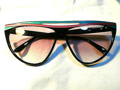 Knappe Roberto Capucci 1982 Italienischer Designer Sonnenbrille! Neu & Never