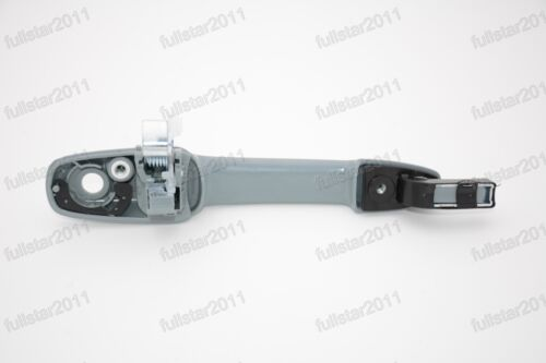 1Pcs Outer Door Handle Front Left Driver GJ6A-59-410 for Mazda 3 2003-2008