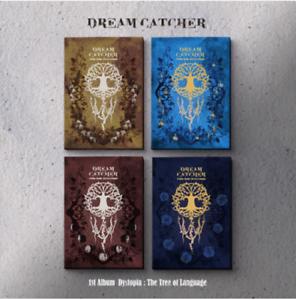 K-POP-DREAM-CATCHER-034-Dystopia-The-Tree-Of-Language-034-4-PHOTOBOOK-4-CD-SET