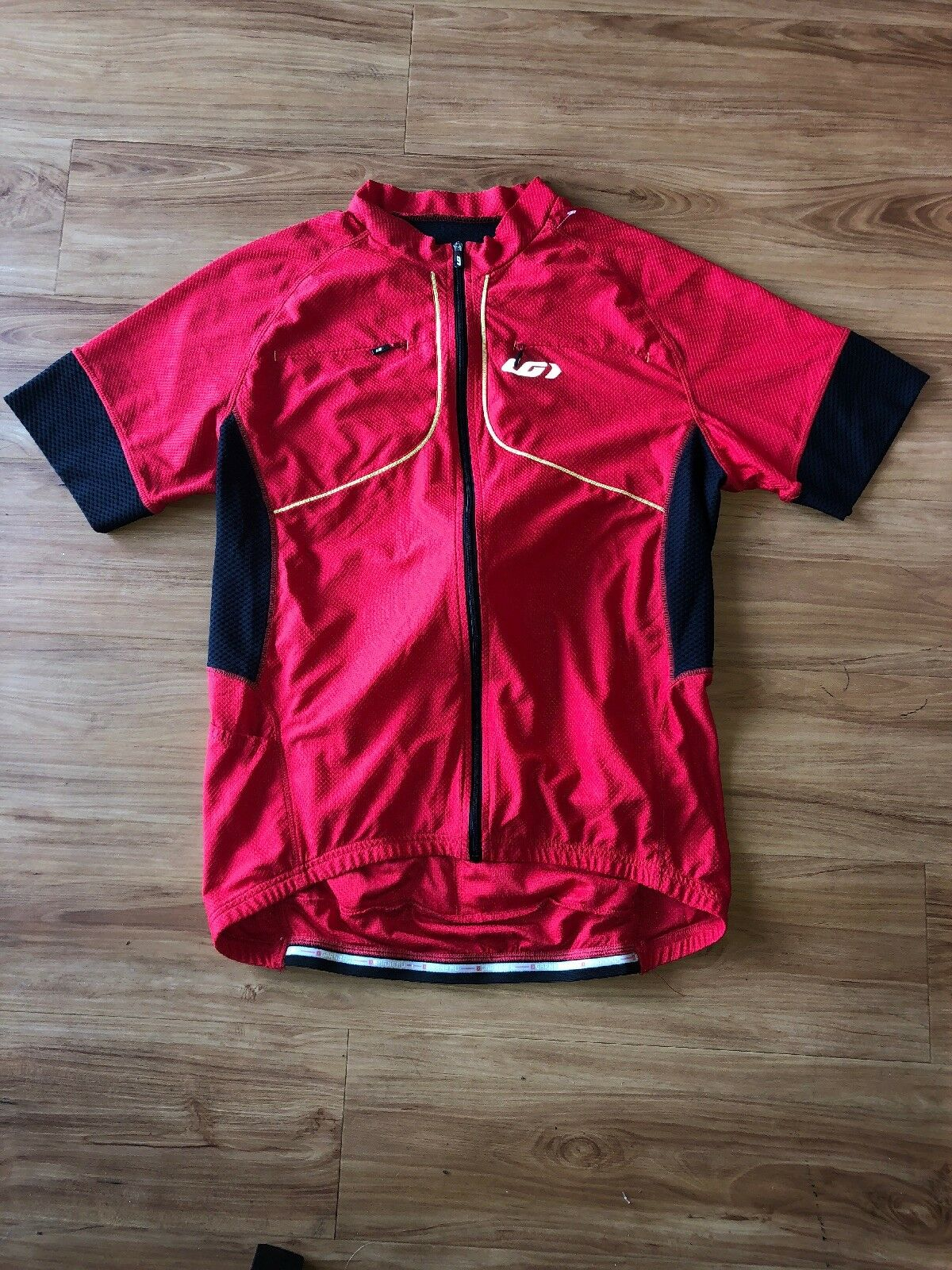 Louis Garneau Cycling Jersey Mens XL