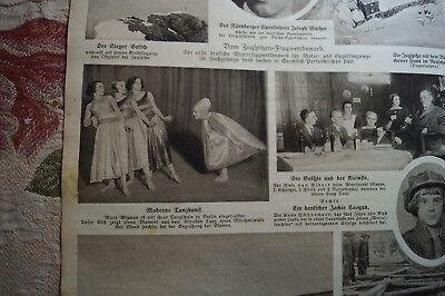 1925 7 / Berlin Tanzschule Mary Wigman Letzter Stil