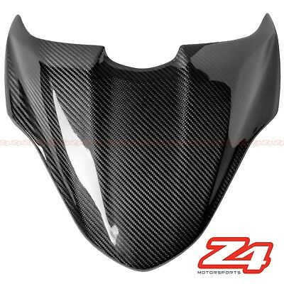 2014-2017 FZ-07 Rear Lower Tail Bottom Tray Cover Cowling Fairing Carbon Fiber