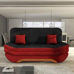 Perfekt Das Bild Wird Geladen Schlafsofa Schlafcouch Bettsofa Victoria Lux  Sofa Couch Grosse