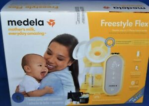 Medela Freestyle Flex Double Electric 2 Phase Breast Pump Sealed