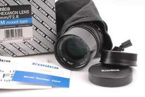Konica-90mm-1-2-8-M-Hexanon-Lens-OVP-3210590