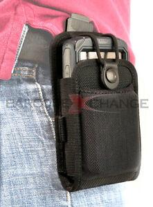 Intermec-CN50-CN51-Motorola-MC65-MC55-Case-Barcode-Scanner-PDA-Holster-Belt-Clip