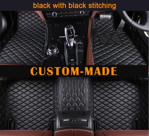 Custom-Made Car Floor Mats for Benz C Class//AMG Saloon W205-2014-2018 Car Mats