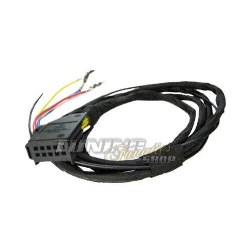 Gra tempomat arnés puerto-cable para Skoda Fabia 2 II 5j//Roomster