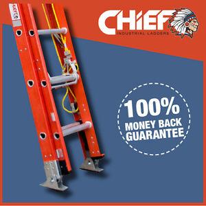 CHIEF-Fibreglass-Extension-Ladder-3920mm-6620mm