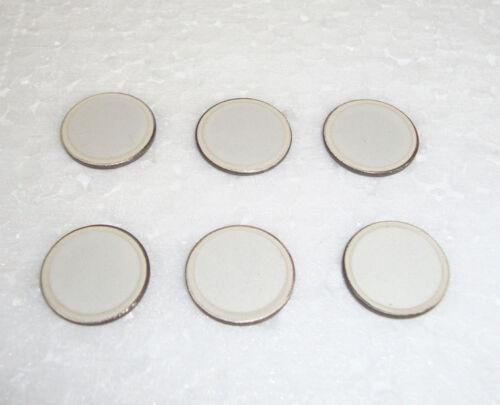 5pcs Φ16mm Ultrasonic Mist Maker Fogger Ceramics Discs for Humidifier Parts K