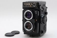 【TOP MINT】 YASHICA MAT-124 G TLR Medium Format + 80mm F3.5 From Japan #1589