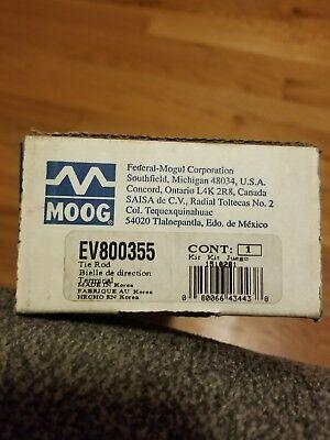 Steering Tie Rod End Moog EV800355 fits 03-06 Mitsubishi Outlander