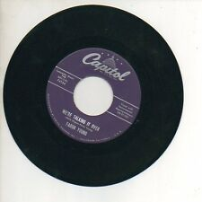FARON YOUNG 45 RPM Record WE'RE TALKING IT OVER / THAT'S THE WAY IT'S GOTTA BE
