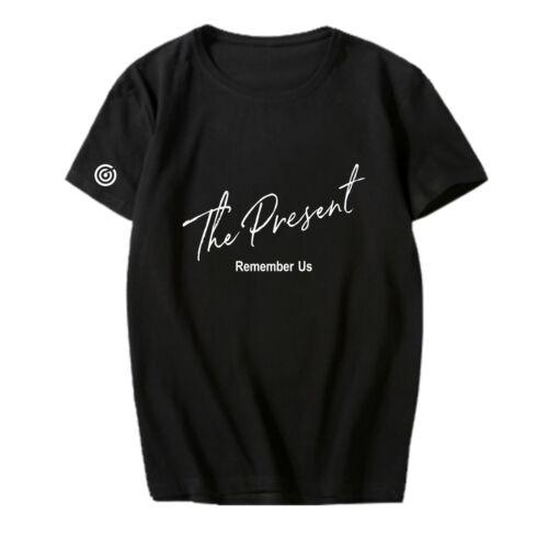 Kpop DAY6 concert le présent souvenez T-shirt unisexe T-shirt Casual Tops New