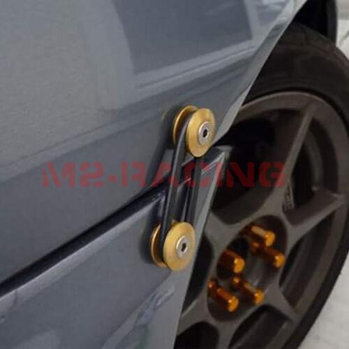 *Bronze JDM Quick Release Fasteners For Car Bumpers Trunk Fender Hatch Lids Kit