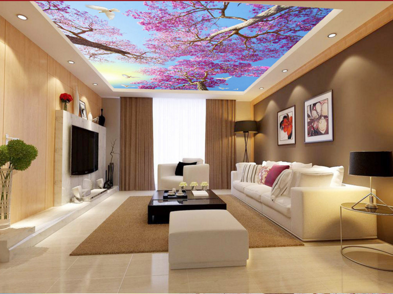 3D Squid Doves 57 Ceiling WallPaper Murals Wall Print Decal AJ WALLPAPER US