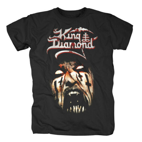 KING DIAMOND Puppet Master Face T-Shirt
