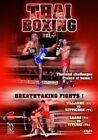 Thai Boxing Breathtaking Fights Volume 3 DVD Region 2