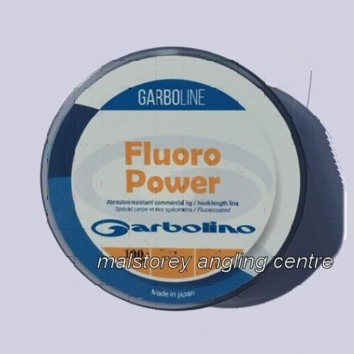 Fluorocoated Garbolino Fluoro Power Hook Length Line