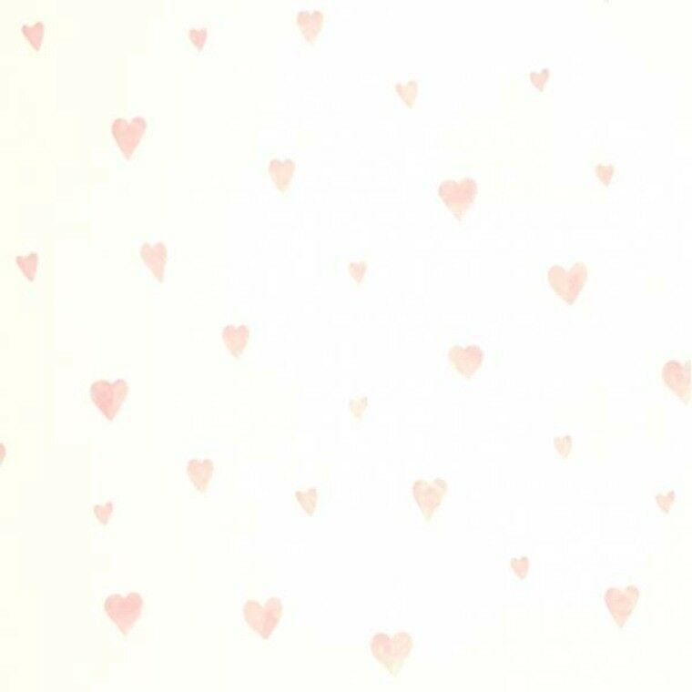 28024421 - Alice & Paul Hearts Effekt Pink Casadeco
