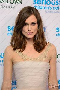 Discret Keira Knightly Poster Picture Photo Print A2 A3 A4 7x5 6x4