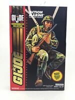 Low 7 - Factory Sample - G.i Joe Action Marine Corps Commemorative 1964-1994
