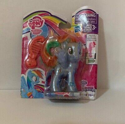 My Little Pony Friendship Magic Nurse Redheart Figure NIP NEW Equestria