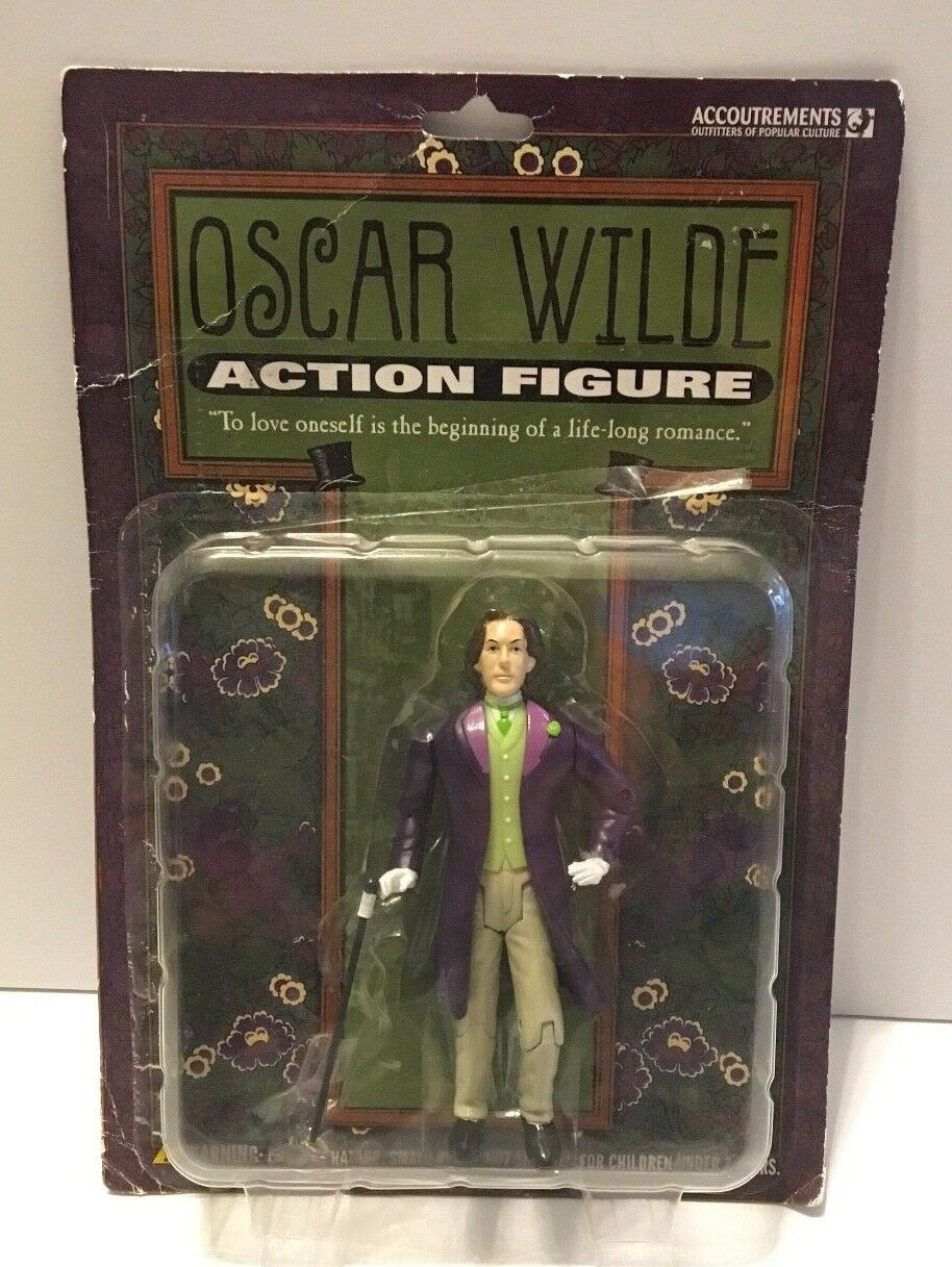 Oscar wilde action - figur