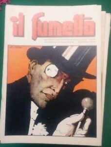 DéLicieux Il Fumetto Rivista Dei Comics A Cura Dell'anaf N. 24 Dicembre 1976 Convient Aux Hommes, Femmes Et Enfants