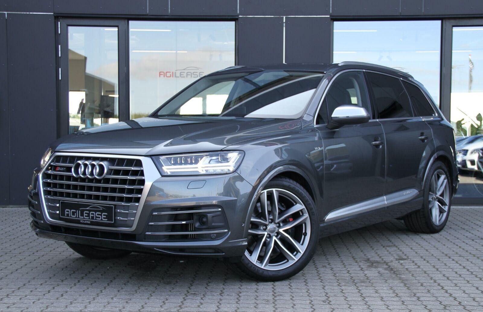 Audi SQ7 4,0 TDi quattro Tiptr. 5d - 7.100 kr.