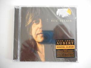 JEAN-LOUIS-AUBERT-ROC-ECLAIR-CD-ALBUM-NEUF-PORT-GRATUIT