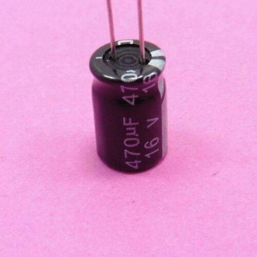 16V 470uF Electrolytic Capacitor CHONG