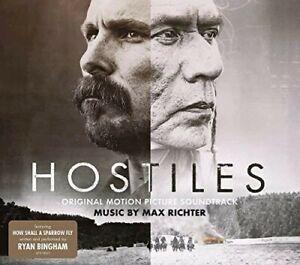 Max Richter - Hostiles (Original Motion Picture Soundtrack) [New CD] Digipack Pa