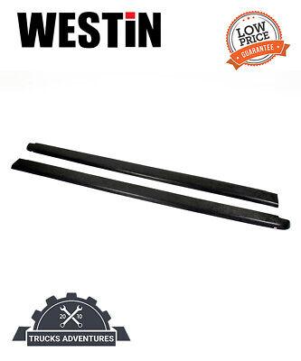 Westin 72-00711 Wade; Truck Bed Side Rail Protector 96-04 Tacoma