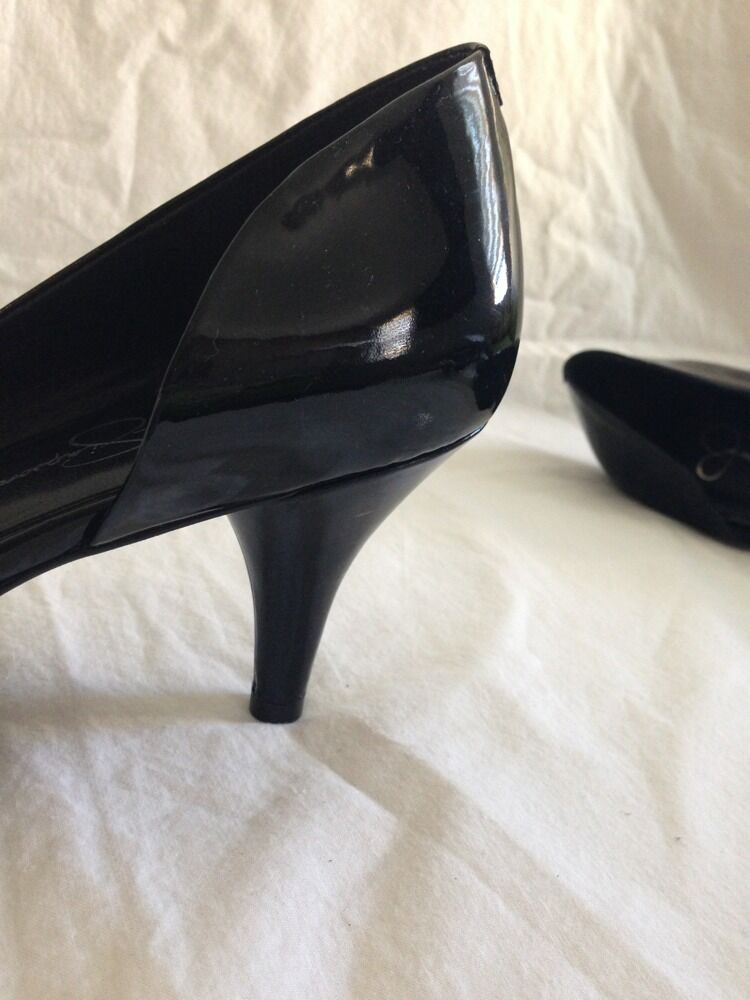 Jessica Simpson Schuhe  Siyah   Schuhe Simpson -FOR EVERY OCCASION-US 10 e0f32c