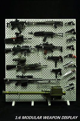 Set SHIPPING not USA Weapons CAAZAA Display Modular Weapons TOYS 1 6 included qxwpYgSP