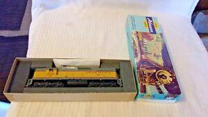 HO-Scale-Athearn-Union-Pacific-EMD-SD9-Diesel-Locomotive-457-BNOS-blue-box
