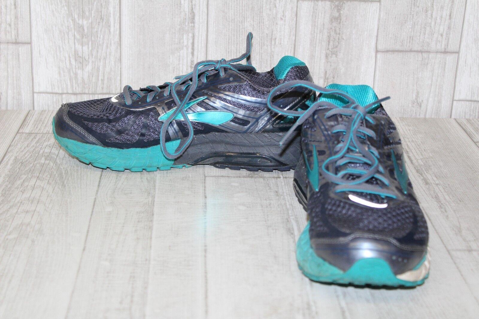 Brooks Ariel 16 Running Shoe - Women's Size 9.5 D, Indigo/Capri Breeze/Grisalle