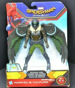 Hasbro Marvel Spider-Man Heimkehr Geier Squeeze Legs Action Figur 2017