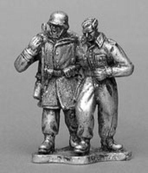 O.Fuhrer Meyer TQD GSK06 20mm Diecast WWII German Kharkov SS Command-Cameraman