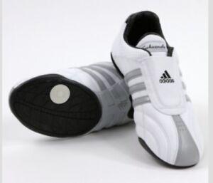 detailed look 98c4e 1ed5c Image is loading New-Adidas-ADI-LUX-Taekwondo-Karate-MMA-Hapkido-