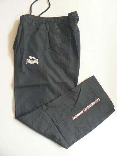 Training Set Black S Med Large XL XXL LONSDALE Goldswain Hooded Tracksuit