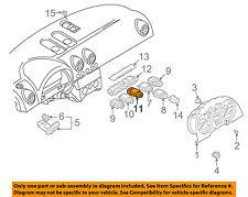 20002006 Audi TT Mk1 Turn Signal Relay Hazard Switch 8n0941509 eBay
