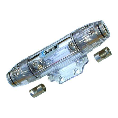 Power Platinum ANL Fuse Holder 1//0 0 2 gauge Adapter Amp terminals Waterproof US